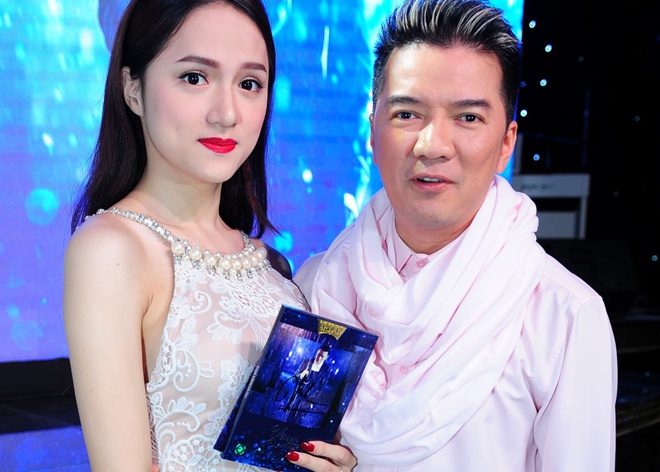 Dam Vinh Hung bi Huong Giang Idol phu tinh hinh anh