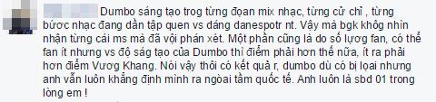 Dumbo bi loai o Buoc nhay hoan vu gay tranh cai hinh anh 6