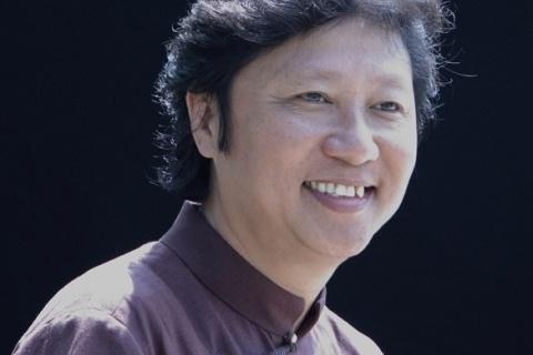 NTK Si Hoang: 'Moi nguoi thuong chiec ao dai qua thoi!' hinh anh