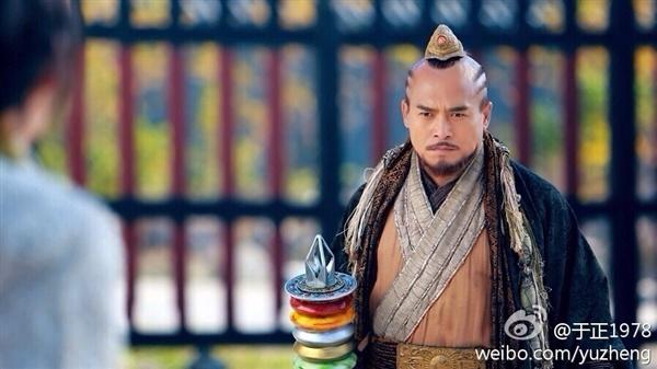 Kim Luân Pháp Vương là nhân vật phản diện chính trong Thần điêu đại hiệp.