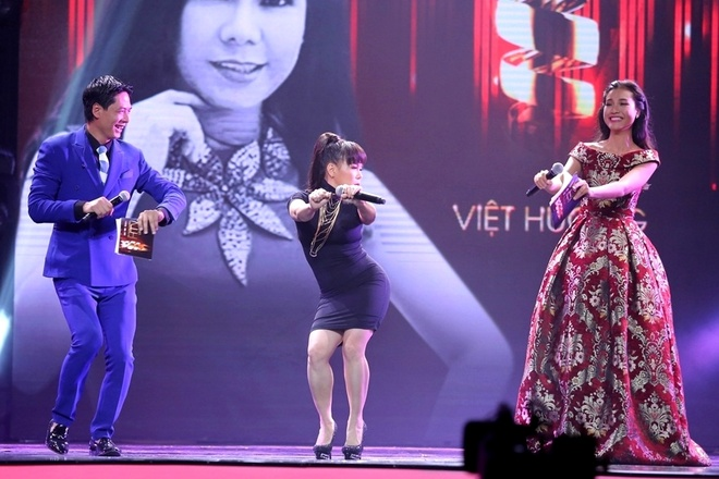 Viet Huong nhay vu dieu cong chieng cua Toc Tien hinh anh 1 s