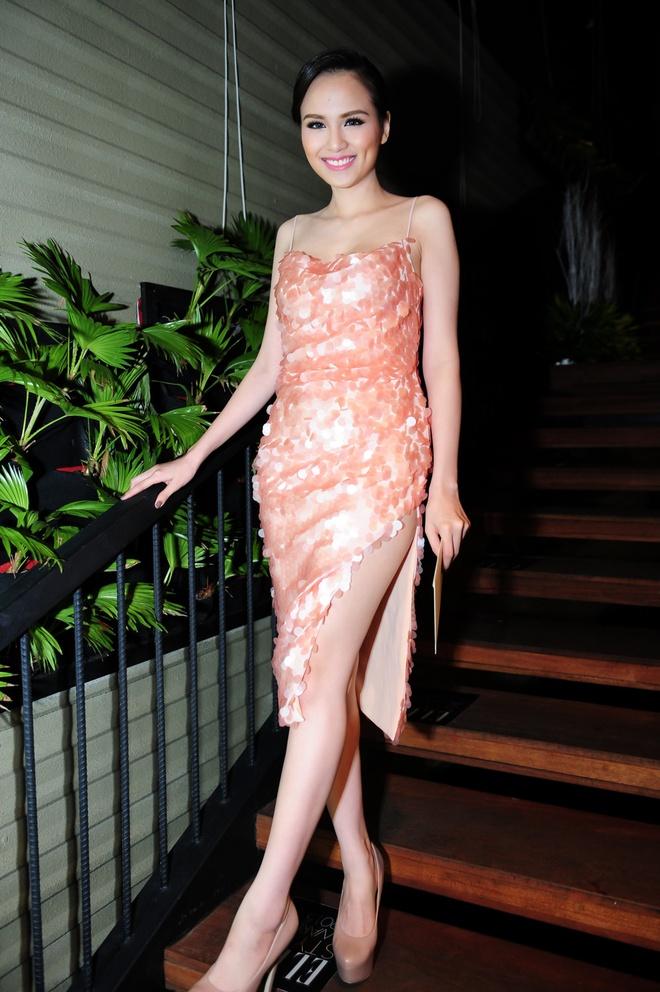 Dan sao Viet khoe dang tren tham do Elle Awards hinh anh 12 s