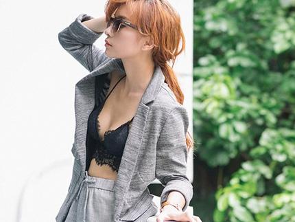 Tieu Chau Nhu Quynh: 'Toi muon sexy va bat can' hinh anh