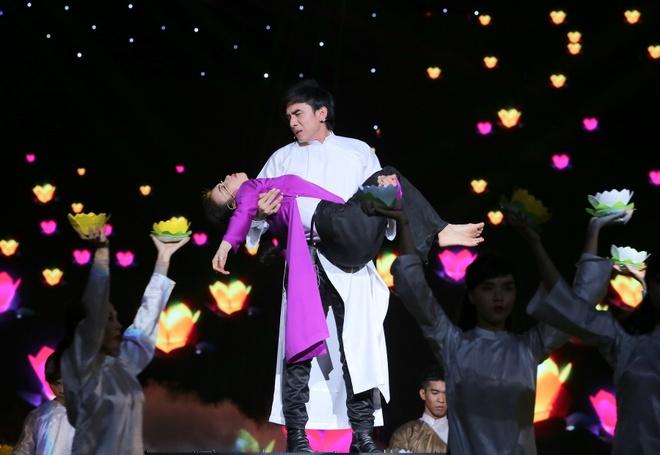 Cam Ly - Dan Truong roi nuoc mat voi 'Lan va Diep' hinh anh 2 Diễn xuất của cặp đôi mang đến cảm xúc cho khán giả.