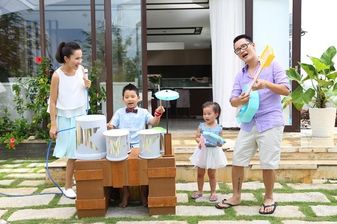 MV Nha la noi - My Linh, Cam Ly, Hoang Bach, Isaac hinh anh
