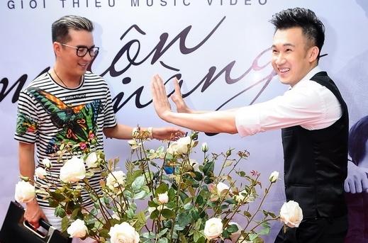 MV dong tinh cua Trieu Vu khien Mr. Dam nho tinh cu hinh anh