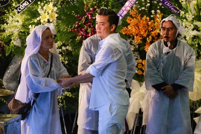 My Tam, Dam Vinh Hung nghen ngao tien hai nhac si hinh anh