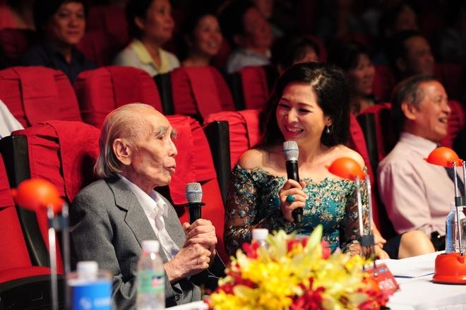 Quynh Huong ke chuyen it biet ve NS Phan Huynh Dieu hinh anh