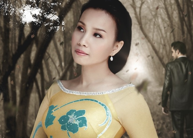 Cam Ly song ca cung 'nu hoang sau muon' Giao Linh hinh anh