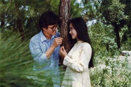 My nhan man anh co phan doi dau kho hon ca vai dien hinh anh 1 Hoàng Hồng Nhị (phải) và Lê Công Tuấn Anh trong phim Em còn nhớ hay em đã quên.