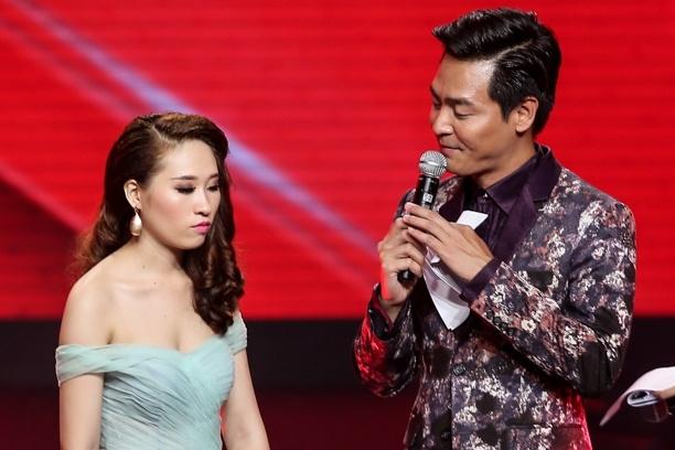 Hot girl doi Tuan Hung loai som vi pha hong hit Ha Ho hinh anh