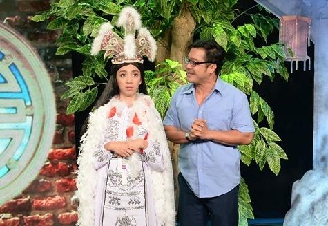Ly Hung, Thu Trang tai hien moi tinh My Chau - Trong Thuy hinh anh