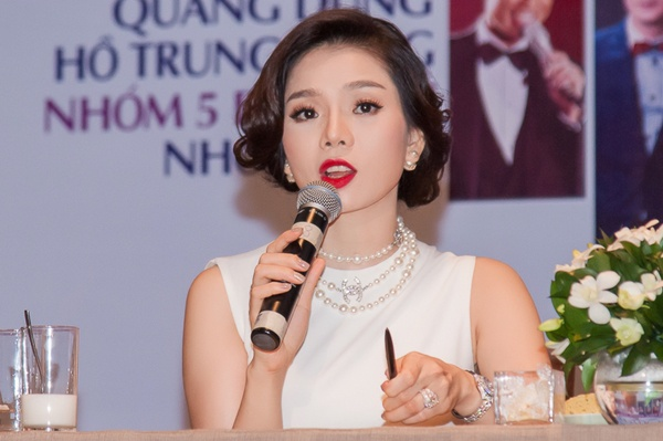 Live show Le Quyen - Vu Thanh An han che chieu tro hinh anh