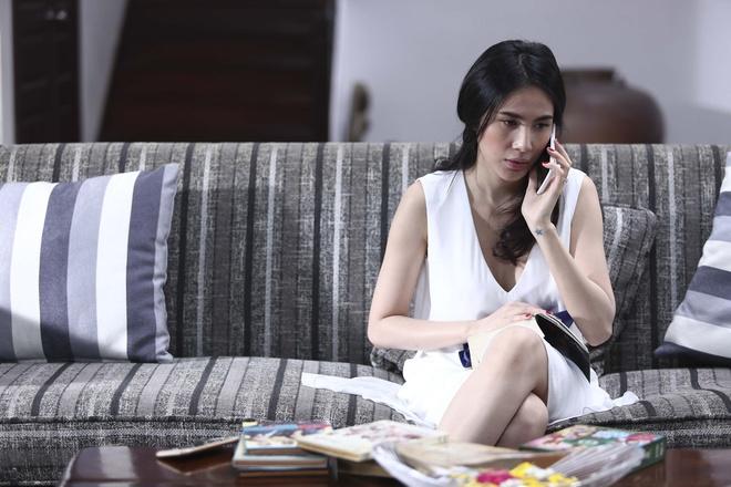 Thuy Tien xin phep Cong Vinh de hon Noo Phuoc Thinh hinh anh 4