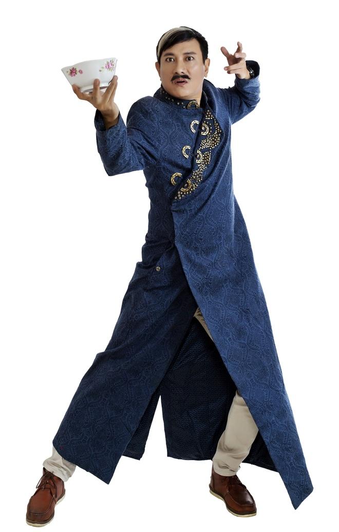 Diem My 9X me hot boy Linh Son trong 'Kungfu pho' hinh anh 6