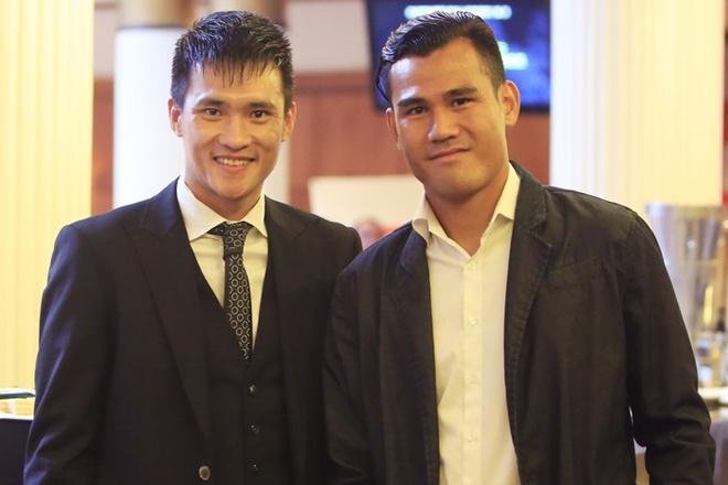 Cong Vinh, Phan Thanh Binh tham gia truyen hinh thuc te hinh anh