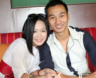 MC Thanh Trung lan dau tien he lo ly do chia tay Thu Phuong hinh anh
