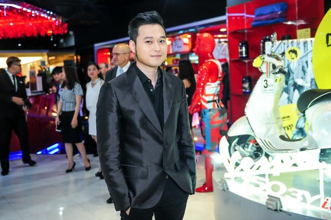 Quang Vinh tai xuat giua dan my nhan Viet hinh anh 1 s