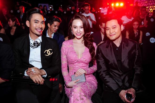 Quang Vinh tai xuat giua dan my nhan Viet hinh anh 3 s