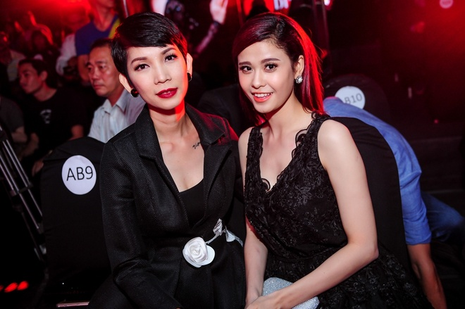 Quang Vinh tai xuat giua dan my nhan Viet hinh anh 8 z