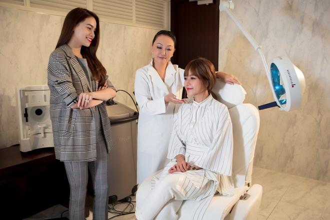 Chipu nói rằng cô rất vui khi được tham gia chuyến đi này. Nhờ gặp được bác sĩ Eri Chi đã nhận thức được tầm quan trọng của việc phải bảo vệ da từ bên trong. Đặc biệt là cung cấp đủ nước cho da.