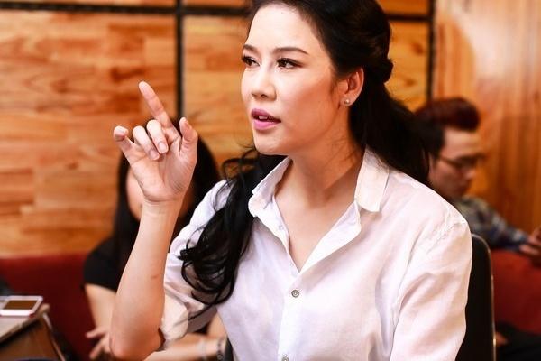 Thu Phuong: 'Chua co ai xung dang quan quan The Voice' hinh anh