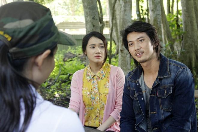 Nha Phuong suyt mat mang vi cuu nguoi yeu trong phim hinh anh 7