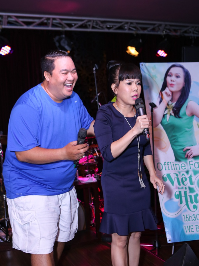 Chong Viet Huong thoi ken chuc mung sinh nhat vo hinh anh 5 Nhập mô tả cho s