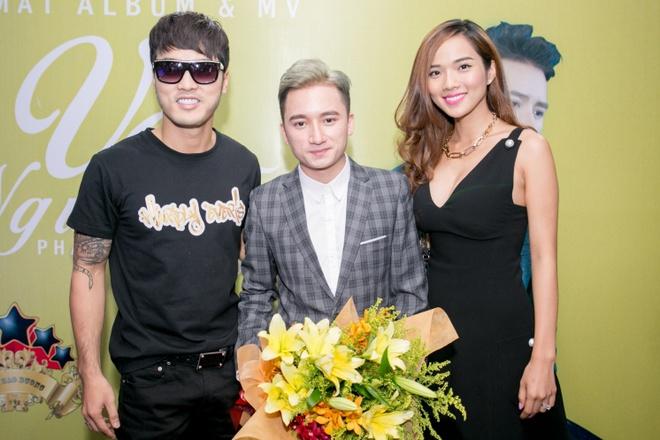 Ung Hoang Phuc dut cho Kim Cuong an giua hop bao hinh anh 1 s
