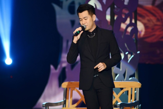 Le Quyen - Quang Linh lam tinh nhan tren san khau hinh anh 4
