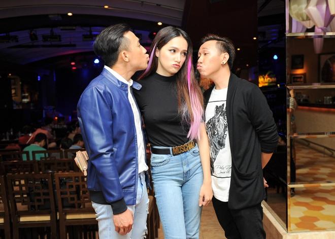 Tran Thanh, Truong Giang, Thanh Bach lam bo 3 nhieu chuyen hinh anh 4