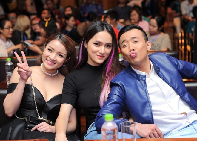 Tran Thanh, Truong Giang, Thanh Bach lam bo 3 nhieu chuyen hinh anh 5