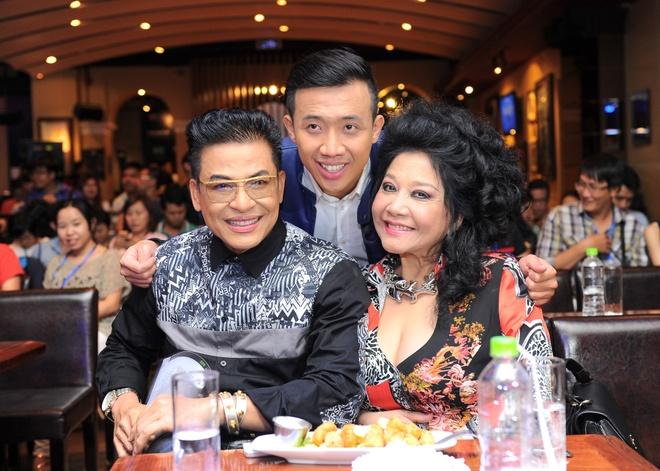 Tran Thanh, Truong Giang, Thanh Bach lam bo 3 nhieu chuyen hinh anh 12