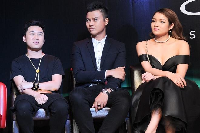 Tran Thanh, Truong Giang, Thanh Bach lam bo 3 nhieu chuyen hinh anh 11