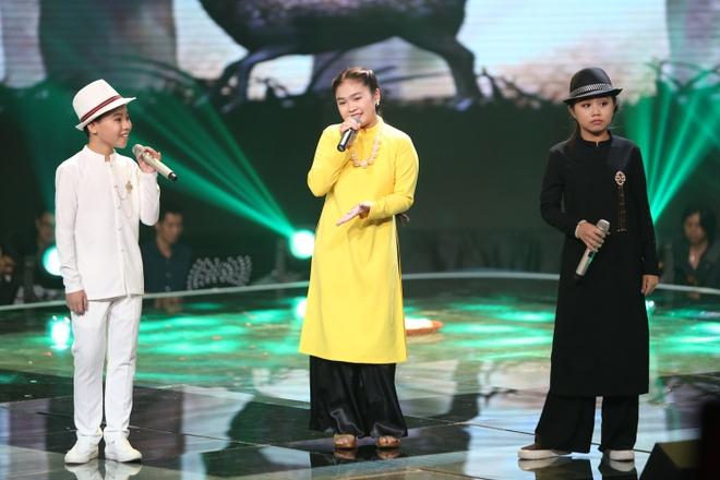 Cong Quoc canh tranh Hong Minh ngoi quan quan The Voice Kids hinh anh 4