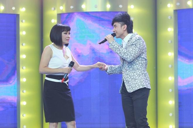 Phuong Thanh khong the nhan ra giong Dan Truong hinh anh
