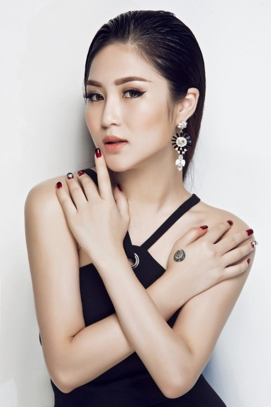 Huong Tram tham gia The Remix mua 2 hinh anh 1