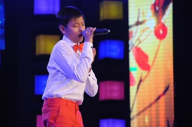 Hot boy nhi trinh dien 'Bang Bang' day lang tu hinh anh 5