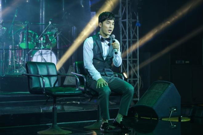Ung Hoang Phuc cham soc vo mang bau 4 thang o su kien hinh anh 8