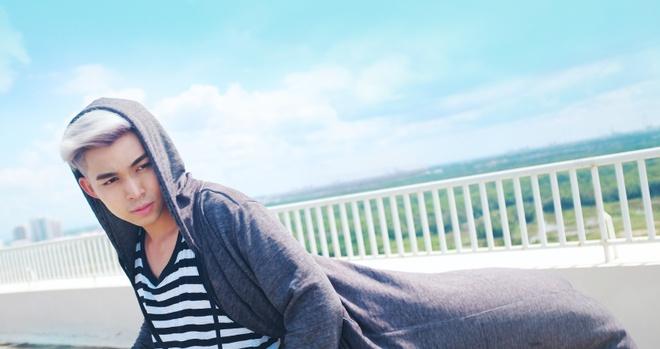 Jun Pham (365) bi lam tuong gap tai nan khi quay MV moi hinh anh 5