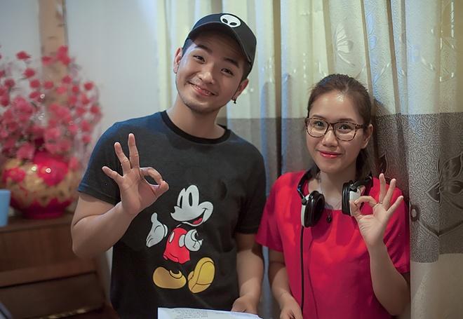 Thuy Chi - Pham Hong Phuoc ket hop trong san pham moi hinh anh