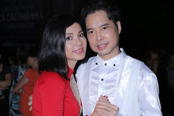 Ngoc Son mung sinh nhat Viet Trinh o vien duong lao hinh anh