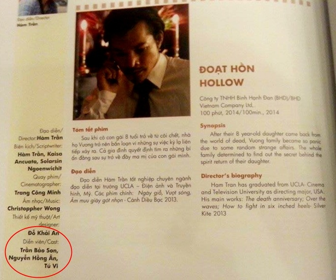 Van Trang la giam khao tre nhat Lien hoan phim Viet Nam hinh anh 3