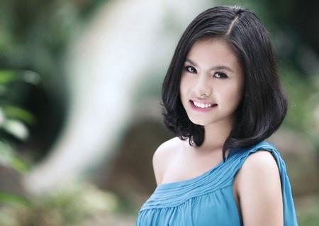 Van Trang la giam khao tre nhat Lien hoan phim Viet Nam hinh anh