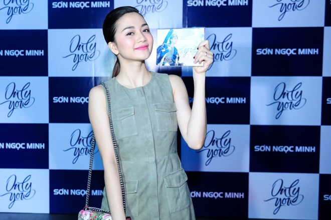 Hari Won noi xau Son Ngoc Minh hinh anh 6 s