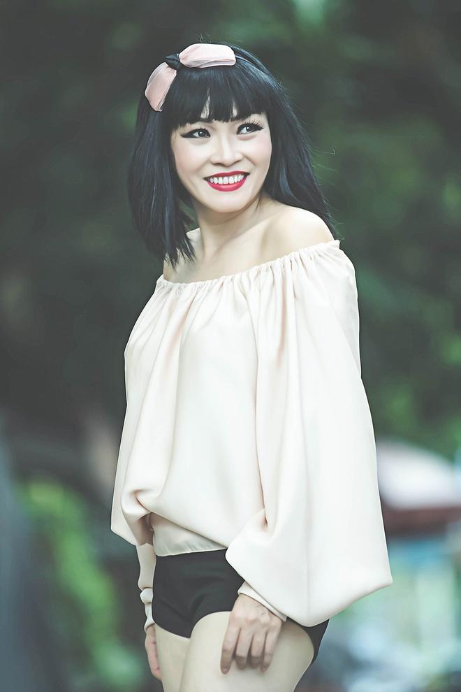 Phuong Thanh hat nhu co gai tre moi biet yeu hinh anh 2