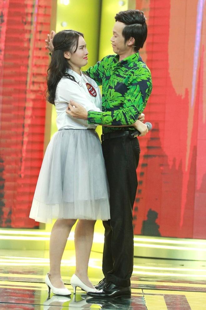 Truong Giang, Hoai Linh xuc dong vi co be ban keo keo hinh anh 2