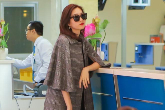 Son Tung M-TP nguy trang kin mit o san bay hinh anh 6