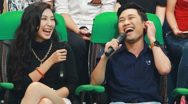 Truong Giang chat chem tinh yeu cua Ngo Kien Huy hinh anh
