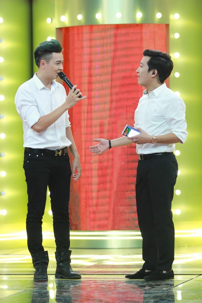Truong Giang chat chem tinh yeu cua Ngo Kien Huy hinh anh 2 s